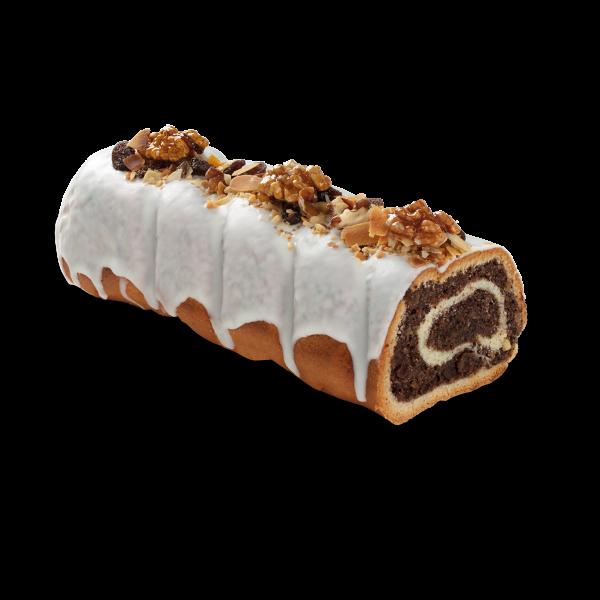 Premium poppyseed cake