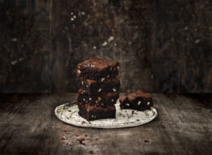 New product: Brownie with walnuts